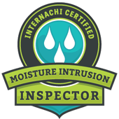 moisture intrusion inspection logo